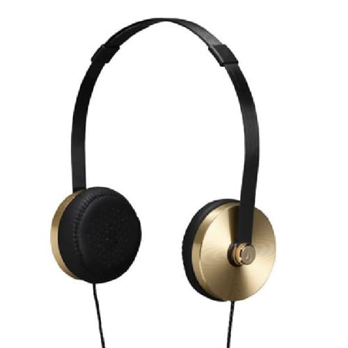 NIXON HEADPHONES: APOLLO/ GOLD/BLACK