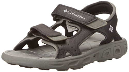 Columbia Childrens Techsun Vent Sandali, Bambino, Nero (010), 11