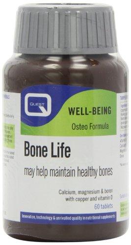 Quest Bone Life - 60 Tablets
