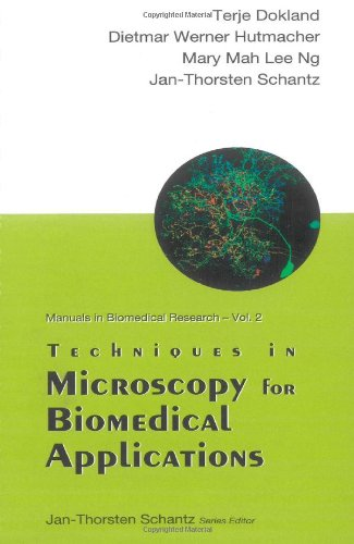 Techniques In Microscopy For Biomedical Applications (Manuals I Nbiomedical Research)