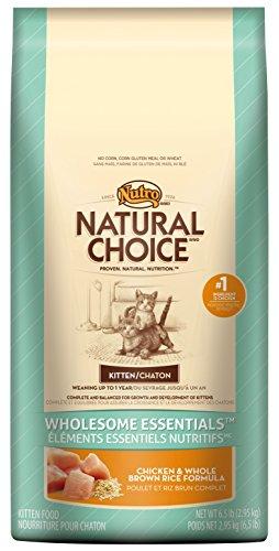 Nutro Kitten Chicken & Whole Brown Rice Recipe