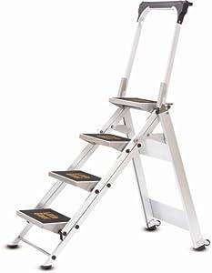 Little Giant Ladder Systems 10410ba Safety Step Stepladder
