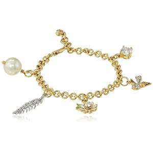 Juicy Couture Charm Bracelet, 7.26