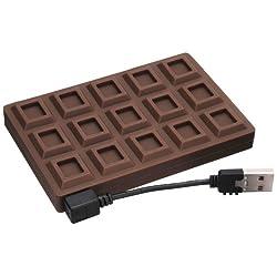 センチュリー 裸族の板チョコ チョコブラウン 2.5インチSATA-HDD用シリコンケース CRIC25U2BW