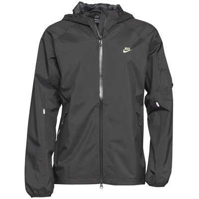 Nike Mens Front Runner Running Jacket Blackvoltage