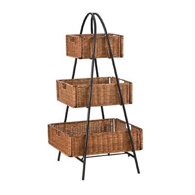 3 tier basket stand bing images. Black Bedroom Furniture Sets. Home Design Ideas