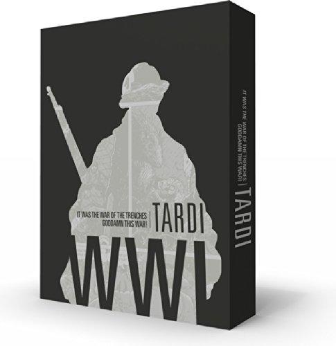 TARDI WWI HC BOX SET WAR TRENCHES&GODDAMN WAR (Tardis Ww1)