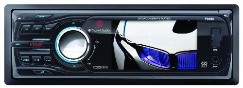 Planet Audio P9686 Single Din 3.2-Inch Monitor