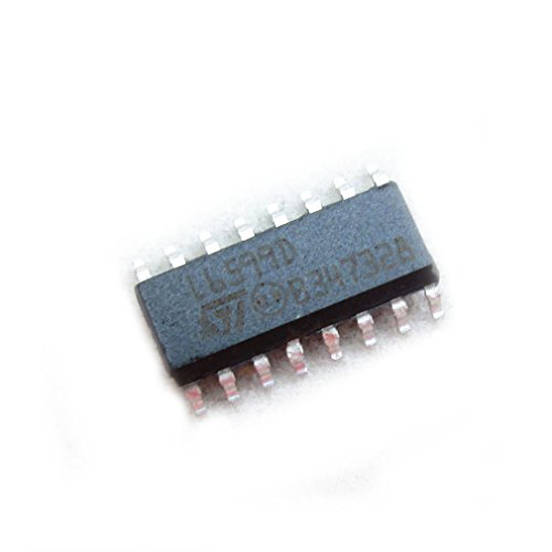 10Pcs Original New L6599D L6599Ad Drive Ic For Lcd Power Smd