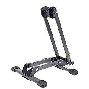 国華園 L字型 自転車スタンド メンテナンス ディスプレイ 保管 簡単 折りたたみ スタンド 駐輪