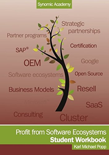 Profit from Software Ecosystems (Software Ecosystem compare prices)