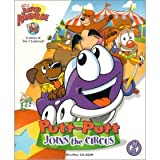 Putt-Putt Joins the Circus/Putt-Putt  Saves The Zoo (2 pack)