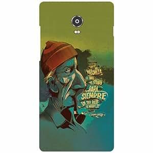 Printland Phone Cover For Lenovo Vibe P1
