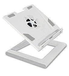 Defianz Desk Stand - White