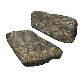 Classic Accessories QuadGear UTV Seat Cover (Hardwoods, Fits Polaris Bench)