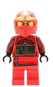 LEGO 9003097 Ninjago Kai Minifigure Clock