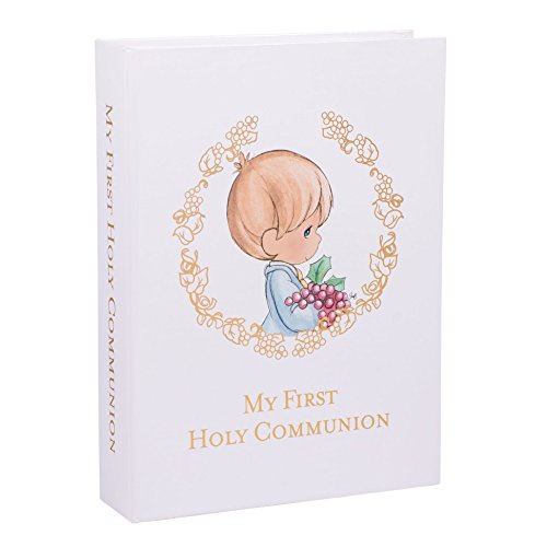 My First Holy Communion Precious Moments 3 Piece Gift Set for Boy