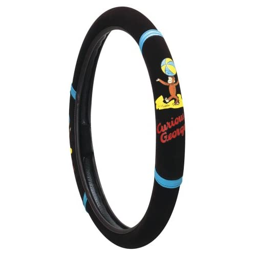 Amazon.com: Curious George Steering Wheel Cover