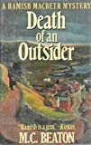 Death of an Outsider (Hamish Macbeth Mysteries, No. 3)