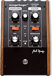 Moog MF101 Moogerfooger Low Pass Filter Effects Pedal for Guitar, Bass, and Synth - Black by Moog Music