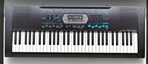 Casio CTK-2100FS Keyboard with Midi and 61 Touch Keys