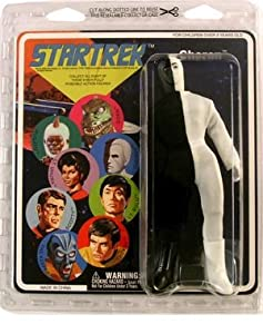 "Star Trek Retro Cheron 8"" Action figure"