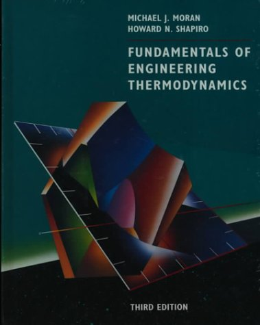 Fundamentals Of Engineering Thermodynamics (8th Edition) PDF