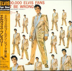 50,000,000 Elvis Fans Can't Be Wrong: Elvis' Golden Records, Vol. 2 ( Elvis Paper Sleeve Collection Mini LP 24 bit 96 khz )