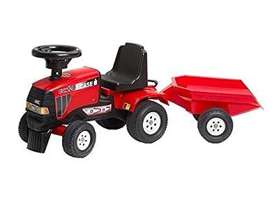 Falk Case IHCVX 120 Tractor and Trailer Ride-on