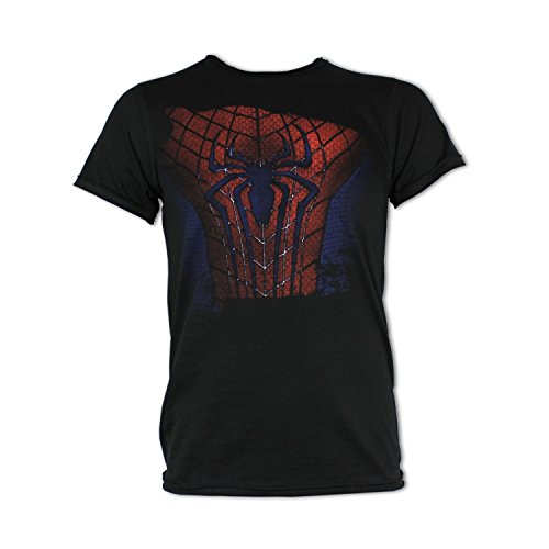 Character Mens' Spiderman T-Shirt