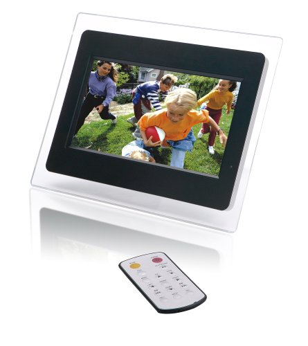 Digital Photo Frames: Axion AXN-9905 9-Inch LCD Digital Picture Frame