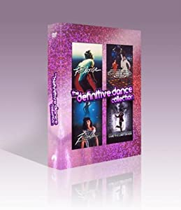 The Definitive Dance Collection [DVD] [2001]