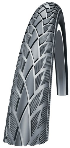 Schwalbe Road Cruiser 26X1.75 Tyre with Puncture Protection 750g (47559)  Black Picture