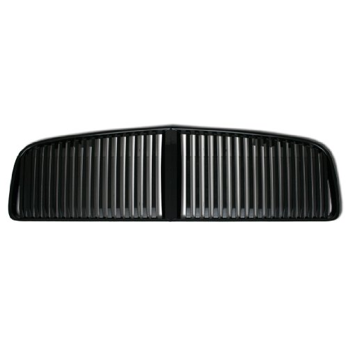 ABS Front Black Dodge Charger Grille