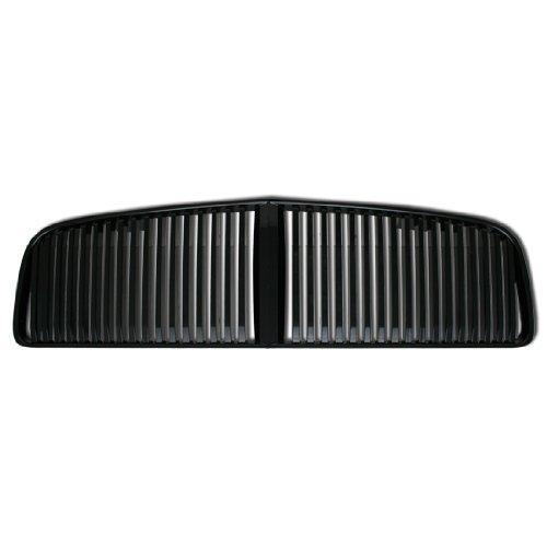 05-07 Dodge Charger Black Vertical Bar Front Grille Abs