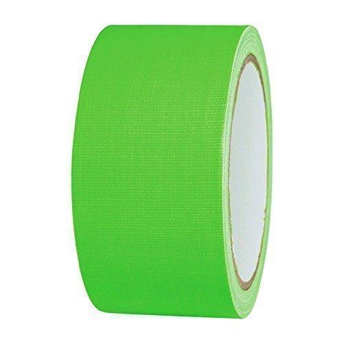 NEON-Gaffa-Tape-Klebeband-UV-aktiv-50mm-x-25m-grn