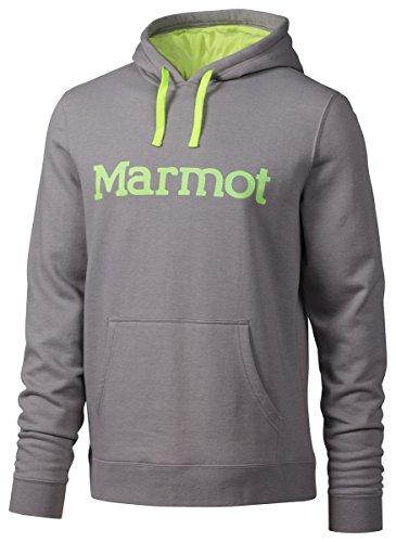 marmot-pull-a-capuche-pour-homme-x-large-noir