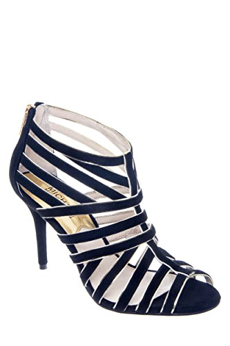 Tatianna Back Zip High Heel Strappy Sandal