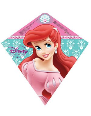 SkyDelta 42 InchDisney Princess Poly Diamond Kite by Brainstorm