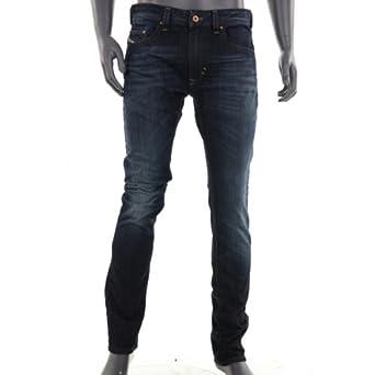 Jeans Diesel Thavar bleu homme slim 0R4SB