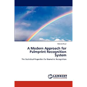 Palm print recognition thesis