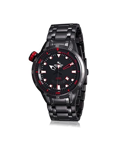 Strumento Marino Men's Black/Red SM108MB/BK/NR/RS Watch