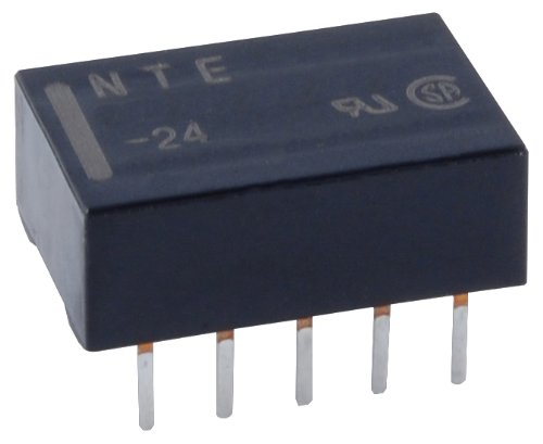 Relay Dpdt 1Amp 5Vdc Subminiature Pc Board Mount Low Power Consumption