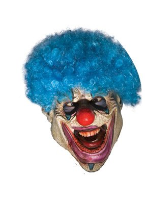Rubie's Costume Co Evil Clown Foam Latex Mask Costume