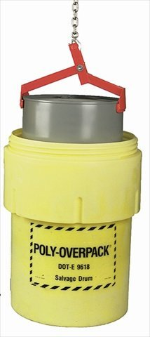 Wesco 240100 Salvage Drum Lifters - 55 Gallon Drums
