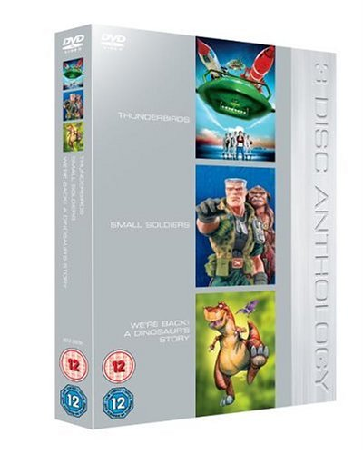 Thunderbirds/Small Soldiers/We're Back: a Dinosaur's Story [Import anglais]