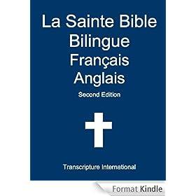 La Sainte Bible Bilingue Fran�ais Anglais