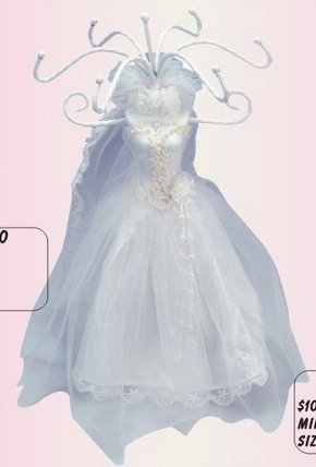 Jewelry Organizer Wedding Dress