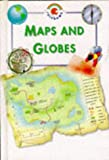 Maps and Globes (Blue Rainbow) (0237515520) by Crewe, Sabrina