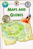 Maps and Globes (Blue Rainbow) (0237515520) by Crewe, Sabrina